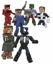 Marvel Minimates Series 43 Set of 6 (no variant)
