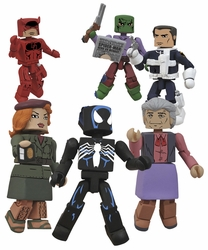 Marvel Minimates Series 43 Variant Set