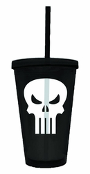 Marvel Punisher Symbol Acrylic Cup