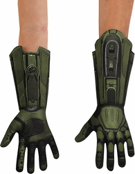 Master Chief adult deluxe gloves Halo