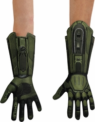 Master Chief child deluxe gloves Halo