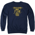 Masters of the Universe adult crewneck sweatshirt Hero Of Eternia navy