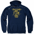 Masters Of The Universe pull-over hoodie Hero Of Eternia adult navy