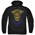 Masters of the Universe pull-over hoodie Hood adult black