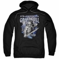Masters Of The Universe pull-over hoodie Straight Outta Grayskull adult black