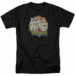 Masters Of The Universe t-shirt Group mens black