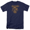 Masters Of The Universe t-shirt Hero Of Eternia mens navy