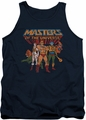 Masters Of The Universe tank top Team Of Heroes mens navy