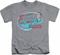 Mayberry kids t-shirt Floyd's Barber Shop heather