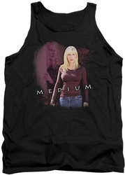 Medium tank top Medium mens black