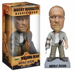 Merle Dixon Bobblehead from Walking Dead pre-order