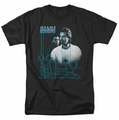 Miami Vice t-shirt Looking Out mens black
