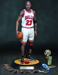 Michael Jordan Real Masterpiece figure #23 Home Version