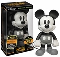 Mickey Mouse Black and White Hikari Sofubi figure