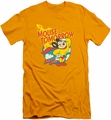Mighty Mouse slim-fit t-shirt Mouse Of Tomorrow mens gold