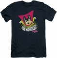Mighty Mouse slim-fit t-shirt The Mightiest mens navy