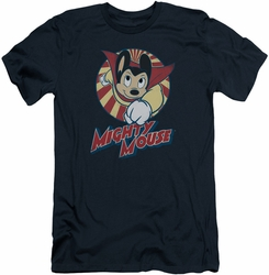 Mighty Mouse slim-fit t-shirt The One The Only mens navy