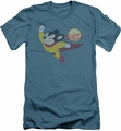 Mighty Mouse slim-fit t-shirt To The Sky mens slate