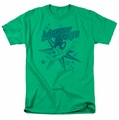 Mighty Mouse t-shirt Mighty Mouse mens kelly green