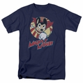 Mighty Mouse t-shirt The One The Only mens navy