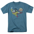 Mighty Mouse t-shirt To The Sky mens slate