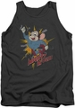 Mighty Mouse tank top Break Through mens charcoal