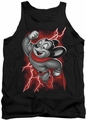 Mighty Mouse tank top Mighty Storm mens black