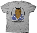 Mike Tyson Mysteries Pigeon Logo mens t-shirt