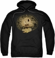 Mirrormask pull-over hoodie Sketch adult black