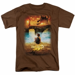 Mirrormask t-shirt Movie Poster mens coffee