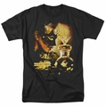 Mirrormask t-shirt Trapped mens black