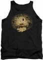 Mirrormask tank top Sketch mens black