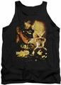Mirrormask tank top Trapped mens black