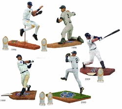 Mlb Derek Jeter World Series Action Figures pre-order