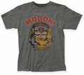 MODOK! If This Be… fitted jersey tee heather charcoal mens pre-order