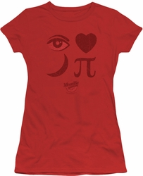 Moon Pie juniors t-shirt Eye Pie Red