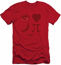 Moon Pie slim-fit t-shirt Eye Pie mens red