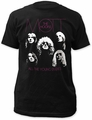 Mott the Hoople faces fitted jersey tee black t-shirt pre-order
