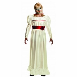 Movie Annabelle from The Conjuring adult costume