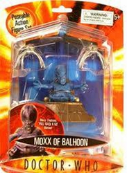 Moxx of Balhoon action figure Doctor Who Underground Toys