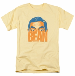 Mr Bean t-shirt Bean mens banana
