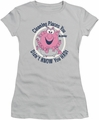 Mr Bubble juniors t-shirt Cleaning Places silver