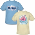 Mr. Bubble shirts