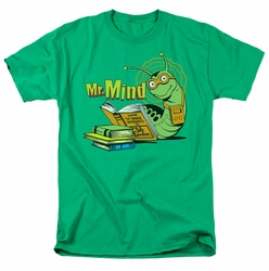 Mr Mind t-shirt DC Comics mens