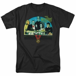 Munsters t-shirt 50 Year Potion mens black