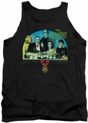 Munsters tank top 50 Year Potion mens black