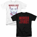 Murder in the First t shirts