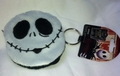 NBX Jack Skellington coin purse key ring