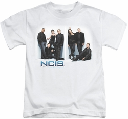 NCIS kids t-shirt White Room white