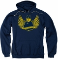 NCIS pull-over hoodie Go Navy adult navy